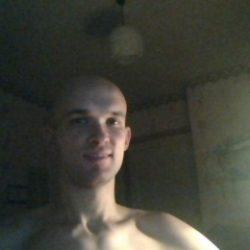 Молодой человек, спортивного телосложения, Мурманск